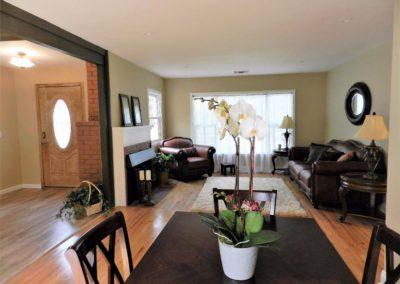 Fair Oaks, CA, Eucalyptus, Dining Room/Livingroom-1