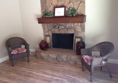 Folsom, CA, Hillswood, Family Room-2