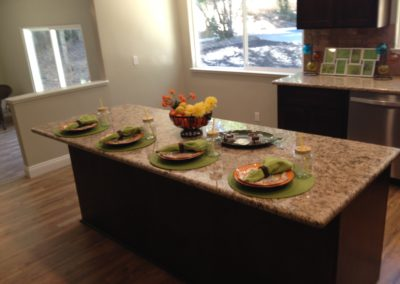 Folsom, CA, Hillswood, Kitchen Island-1