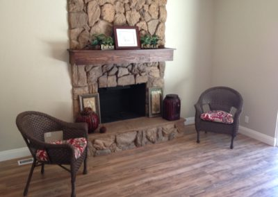 Folsom, CA, Hillswood, Family Room-1