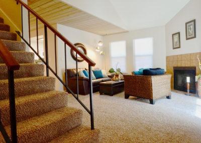Sacramento, CA, Quay, Livingroom