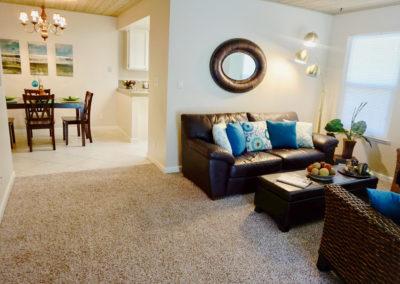Sacramento, CA, Quay, Livingroom Dining Room-1