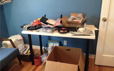 Declutter Your Desk, Declutter Your Life!